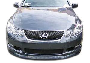 06-07 Lexus GS R-Sport Duraflex Front Bumper Lip Body Kit!!! 103978