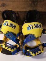Flow Five Snowboard Bindings  Hybrid.