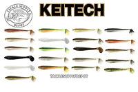 KEITECH 4.3 FAT Swing Impact Swimbait Paddle Tail 4.3 inch 6pk JDM - Pick