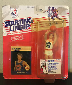 Rare 1988 Kenner Starting Lineup Mark Price Figure MOC - Cleveland Cavaliers
