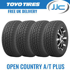 4 x Toyo Open Country A/T Plus 235 65 R17 (2356517) 108V XL Road Tyres