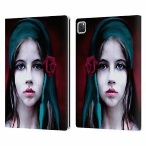 OFFICIAL RIZA PEKER SURREAL LEATHER BOOK WALLET CASE COVER FOR APPLE iPAD
