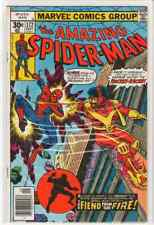 Amazing Spiderman #172 Len Wein Rocket Racer 9.4