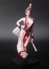 King Of Fighters Kof Mai Shiranui Sexy Standing Pose Resin Figure Rare! Lqqk
