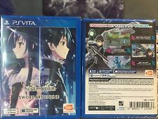 PS VITA ACCEL WORLD VS SWORD ART ONLINE ENGLISH VERSION - NEW & SEALED
