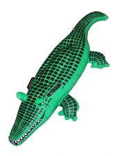 Coccodrillo gonfiabile materassino mare