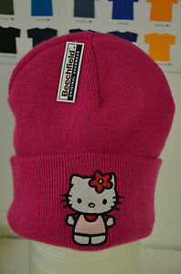 Hello Kitty Beanie Lots Of Colours - Cotton Custom Hat Gift