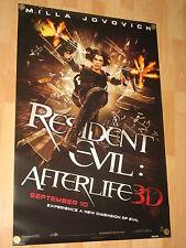 Resident evil Afterlife 3D Poster 90 x 61 cm