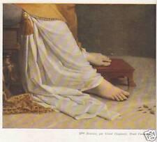 Publicité ancienne Mme Récamier 1949 issue de magazine