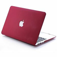 Rouge Sables Mouvants Housse/coque Matte pour MacBook Air 13 13.3''