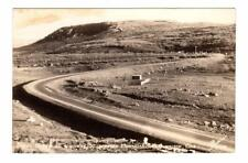 CO - MONTROSE GUNNISON COLORADO RPPC Photo Postcard CERRO SUMMIT HIGHWAY 50