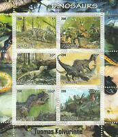 Dinosaurier Namibia postfrisch 2580