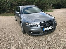 Audi A6 Avant Le Mans - 2008 - 125k miles - Great condition. Cat D. No reserve