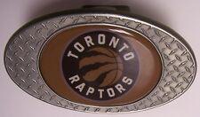 Trailer Hitch Cover NBA Basketball Toronto Raptors NEW Diamond Plate Metal