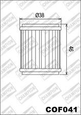 COF041 Filtro De Aceite CHAMPION Fantic125 Caballero R Competencia LC1252008