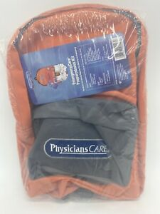 Emergency Preparedness First Aid Backpack, 43 Pieces Kit New