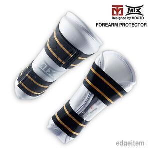 MOOTO MTX Arm Protector (PU) Taekwondo Guards TKD