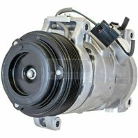 DENSO 471-0713 New Compressor And Clutch
