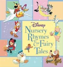 Storybook Collection: Disney Nursery Rhymes and Fairy Tales (Hardcover) LIMITED!