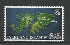 FALKLAND ISLE 1982 REBUILDING FUND SG,430 U/M N/H LOT 3260A