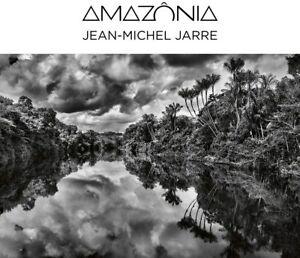 JEAN MICHEL JARRE AMAZONIA CD ALBUM
