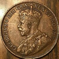 1918 CANADA LARGE CENT PENNY 1 CENT