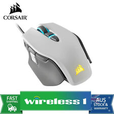 Corsair M65 RGB ELITE FPS Gaming Mouse - White