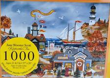 2006 Ceaco ~ Sailing Through Life ~ 1000 Pc Puzzle by Jane Wooster Scott ~ New