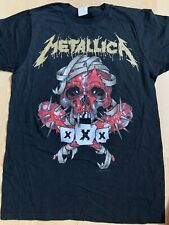 T-shirt Metallica Fillmore red