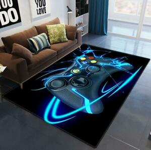 3D NEW Gamer Playstation Custom Rug Doormat WC Bedroom Floor Mat Carpet 14#