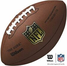 Wilson The Duke NFL Balle De Football Américain Professionnelle Tackified