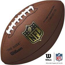 Wilson Il Duca NFL Americano Pallone Da Calcio Professionale Adesivato Composito