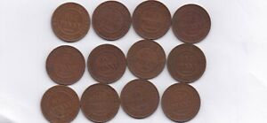 12  X  1920     AUSTRALIA    PENNY    LOOK FOR DOTS