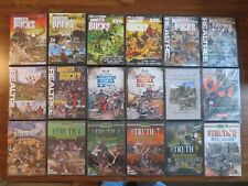 18 Hunting Dvd Lot; Deer. etc. 10 used Monster Bucks. etc. 8 other R New. Sport.