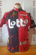 Maillot Ciclismo TEAM LOTTO Vitus Sibile 90s Maglia Cycling
