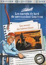 Les Carnets de Bord du Commandant Cousteau - Edition Collector 2 DVD