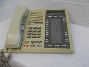 Comdial Impact Display Phone 24 Button Cream  8024S-PT