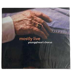 YOUNG@HEART Chorus AUDIO CD Mostly Live NEW