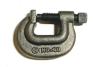 """Wilton 3/4"""" Super Clamp Forged Brute Force O Series Model 14509"""