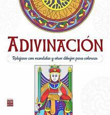 Arte Terapia: Adivinación : Relajarse con Mandalas para Colorear by Germán...