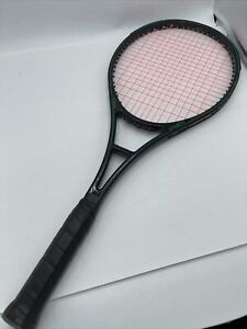 Prince Graphite Pro Series 90 Tennis Racket Racquet. Unknown Grip Size. Used