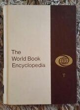 Vintage 1973  World Book Encyclopedia ~ Volume 19 ~ Letter T