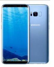 Unlocked Samsung Galaxy S8+ Plus G955U G955U1 Coral Blue 64GB