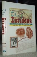 RARE, THE DAVIDOWS, FAMILY HISTORY, BOONIN, PHILADLEPHIA, AUTHOR SIGNED LETTER