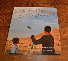 AFGHAN DREAMS - YOUNG VOICES OF AFGHANISTAN - BRAND NEW 2008 HARDBACK