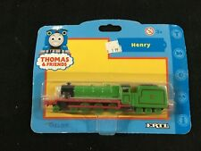 Thomas & Friends Ertl Die Cast Henry the Train Figure Brand New in Box