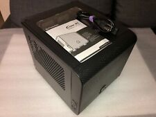 Thermaltake Core V1 Mini ITX Cube Gaming Computer Chassis Case 450W Power Supply