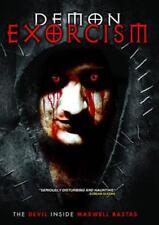 DEMON EXORCISM: THE DEVIL INSIDE MAXWELL BASTAS NEW DVD