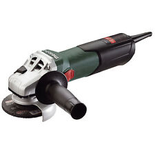 Metabo ANGLE GRINDER W9100 100mm 900W Auto Stop Carbon Brushes *German Brand