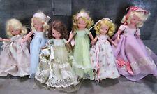 Nancy Ann Storybook Doll Lot 6 Bridesmaid Sugar Spice Breezy Girl March Bisque